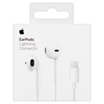 Apple EarPods with Lightning Connector - Walmart.com