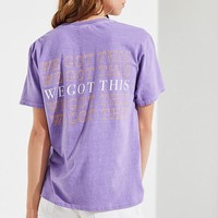 We Got This Tee | Urban Outfitters