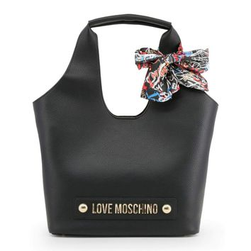 Love Moschino Jc4120Pp16Lv Women Black Shoulder bags
