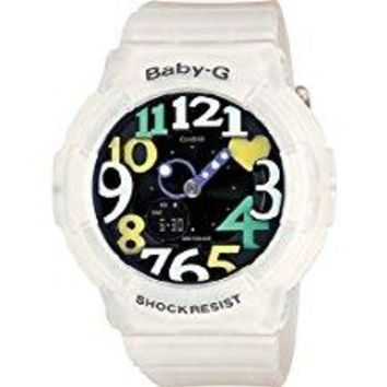Casio Baby G BGA131-7B4 Matte White Women's Watch