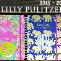 Monogrammed Gifts - Lilly Pulitzer - Memento - Personalized Monogrammed Gifts