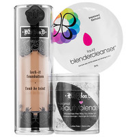 KVD + beautyblender® Customizable Complexion Set - Kat Von D | Sephora