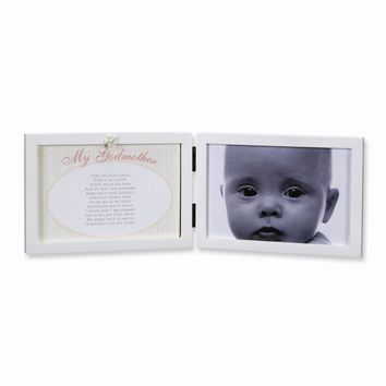 My Godmother 4x6 Photo Frame - Perfect Grandparents Gift