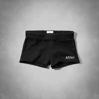 Logo Graphic Shorts