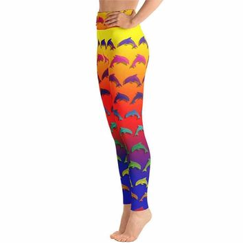 Dolphin Leggings