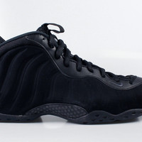 Nike Men's Air Foamposite One Premium Triple Black
