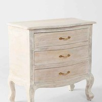 Plum & Bow Mini Dresser- White One
