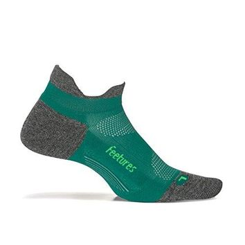 Feetures  Elite Light Cushion  No Show Tab  Athletic Running Socks for Men and Women