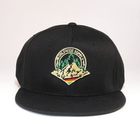 WORLDWIDE SUPPLY HAT (BLACK)