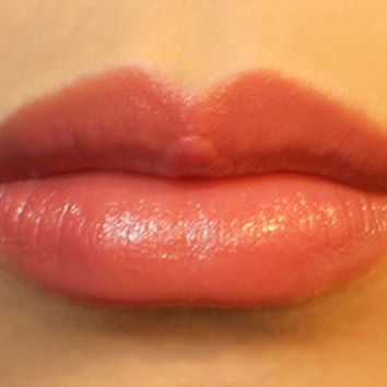 Vegan Mineral Lipstick - Opulence (natural berry pink color) lip tint, balm, lip colour