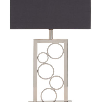 The Amazing Stainless Steel Table Lamp