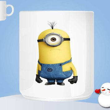 sad minions Ceramic Coffee Mug