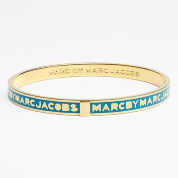 Women's MARC BY MARC JACOBS 'Classic Marc' Logo Bangle