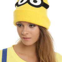 Despicable Me 2 Minion Dave Watchman Beanie