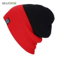 New Winter Casual Hat Hip Hop Beanies Hat Gorros Men Women Knitted Hats Ski Cap Beanie Gorro Winter Hat