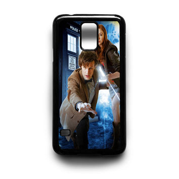 Doctor Who David Tennant art Samsung Galaxy S3 S4 S5 Note 2 3 4 HTC One M7 M8 Case