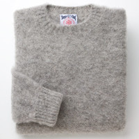 Shaggy Dog - Light Grey - jpressonline.com