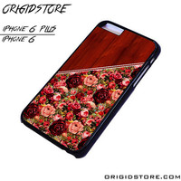 rose wood For iPhone Cases Phone Covers Phone Cases iPhone 6 Case iPhone 6 Plus Case Smartphone Case