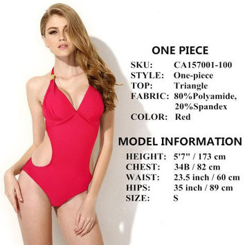 Eres Swimsuit - Red