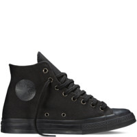 Converse Converse All Star Chuck '70 Black Monochrome Hi Top