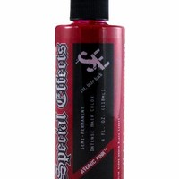 Atomic Pink Hair Dye by Special Effects