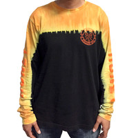 TOP DOWN L/S TEE – HONEY BRAND