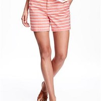 "Everyday Twill Shorts for Women (5"")"