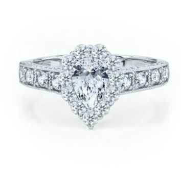 Helzberg Diamond Symphonies® 1 1/2 ct. tw. Diamond Engagement Ring in 14K Gold - Rings - Jewelry - Helzberg Diamonds