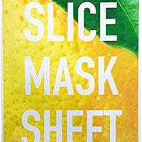 Kocostar Lemon Slice Mask - Contains 12 Patches