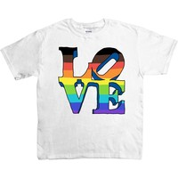 Proud Love Statue -- Youth/Toddler T-Shirt