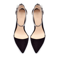 HIGH HEEL POINTED HEEL SHOES - Shoes - Woman - New collection | ZARA United States