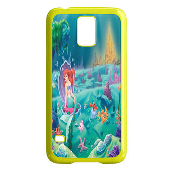 The Little Mermaid Disney Samsung Galaxy S5 Case