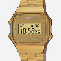 Casio Vintage Collection A168wg-9Bvt Watch Gold One Size For Men 26839262101