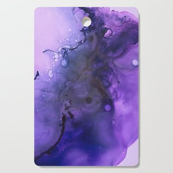 Sahasrara (crown chakra) Cutting Board by duckyb