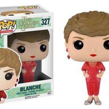 Funko Pop TV: Golden Girls - Blanche Vinyl Figure