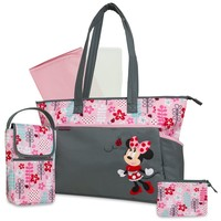 Disney Minnie Mouse 5 in 1 Diaper Bag