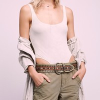 Free People Milano Studded Belt