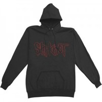 Slipknot Logo Hooded Sweatshirt - Slipknot - S - Artists/Groups - Rockabilia
