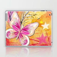Fantasy Garden Laptop & iPad Skin by kasseggs