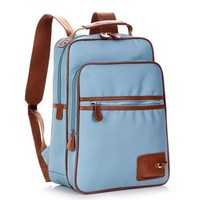 Sky Blue Backpack for Lady