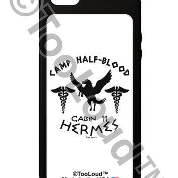 Camp Half Blood Cabin 11 Hermes iPhone 5C Grip Case  by TooLoud
