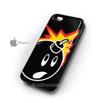 The Hundreds Bomb Logo Clothing iPhone Case 3, 4, 5, 6 Cover