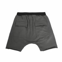 harem sweat shorts