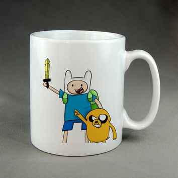 adventure time sword,coffee mug,tea mug,ceramic mug