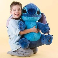 Disney Stitch 21'' Plush Doll Toy
