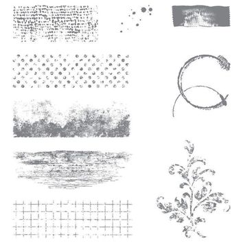 Timeless Textures Transparent Clear Silicone Stamp/Seal for DIY scrapbooking/photo album Decorative clear stamp