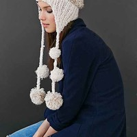 Christys' Hats Pom Trapper Hat- Neutral One