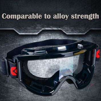 Tactical Industrial Protective Safety Goggles