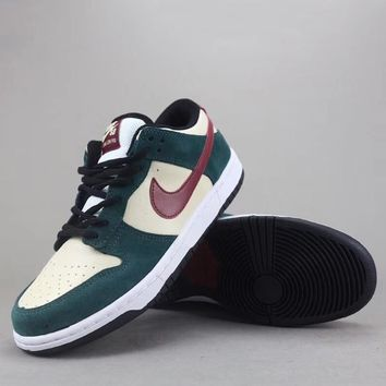 Nike Dunk Sb Low Pro Iw Women Men Fashion Casual Low-Top Old Skool Shoes-2