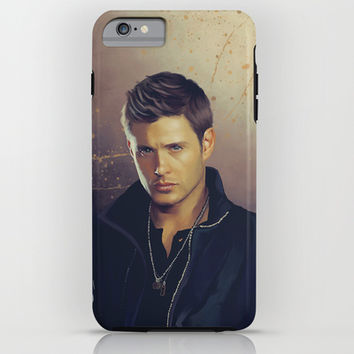 Dean Winchester - Supernatural iPhone & iPod Case by KanaHyde